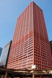 Skycraper en Chicago fotografía de archivo libre de regalías