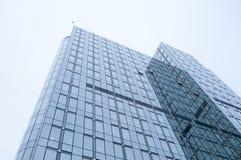 Skycraper i Bruxelles Arkivbilder