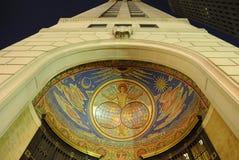 Skycraper Mosaic stock images