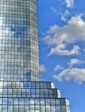 skycraper przyćmiewa odbicia Fotografia Stock