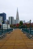Skycrapers à San Francisco photographie stock libre de droits