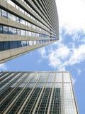 Skycrapers em New York Imagem de Stock