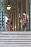 skydd av vatican royaltyfri foto