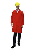 skyddande clothing Arkivbilder