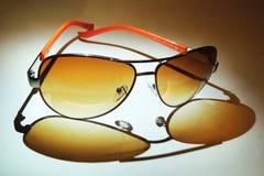 Skyddande exponeringsglas för sol Royaltyfri Bild