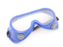 skyddande goggles arkivbild