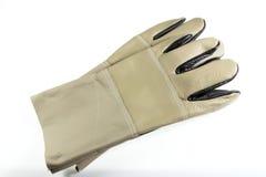 Skyddande handskar Royaltyfria Foton
