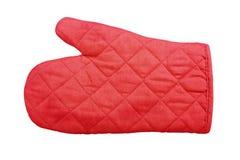 Skyddande handske för kök Arkivfoton