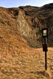 skyddat område Royaltyfria Foton