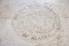Skyddsremsa av Alaska i Fort Bonifacio, Manila, Filippinerna arkivfoto