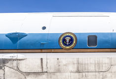 Skyddsremsa av presidenten av Förenta staterna Royaltyfria Foton