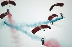 Skydive Photos libres de droits