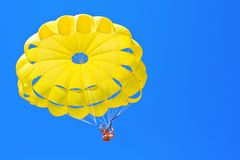 Skydiver Royalty Free Stock Photos