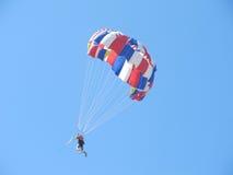 Skydiver Zdjęcia Stock
