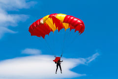 skydiver Photos stock