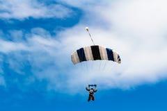skydiver Fotografia Royalty Free