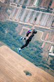 Skydiver in free Stock Photos