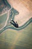 Skydiver in free Stock Photo