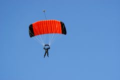 Skydiver Stock Photography