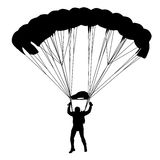 Skydiver Royalty Free Stock Images