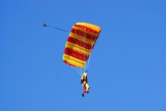 Skydiver Royalty Free Stock Photos