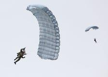 skydivers Στοκ Φωτογραφία