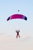 skydiving Стоковые Изображения