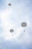 Skydiving Lizenzfreie Stockfotos