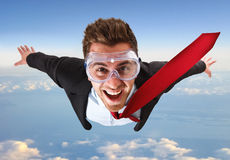 Skydiving Stock Photos