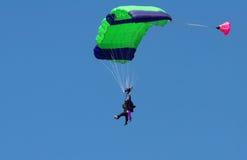 skydiving Стоковые Фотографии RF