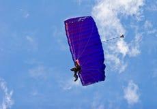 Skydiving stockbild