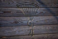 skydiving Стоковая Фотография
