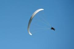 Skydiving extrême image libre de droits
