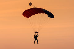 Skydiving Royalty Free Stock Photography
