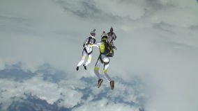 Skydiving photo. stock video