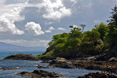 skye острова Стоковое Фото