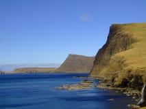 skye острова стоковые изображения