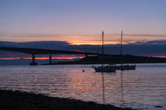 Skye Bridge Royalty Free Stock Image