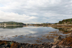 Skye Bridge, Scotland. Royalty Free Stock Images