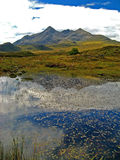 skye de 04 fleuves sligachan Photos libres de droits