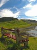 Skye, Duntulm Castle 02 stock photo
