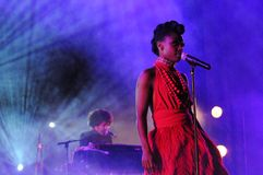 Skye Edwards - Morcheeba Stock Images