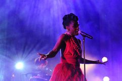 Skye Edwards - Morcheeba Image stock