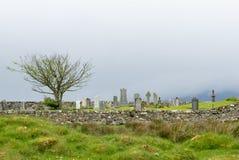 Skye Graveyard Royalty Free Stock Image