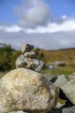 Skye kamienia kopiec Zdjęcia Stock