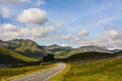 Skye Landscapes Royalty-vrije Stock Foto's