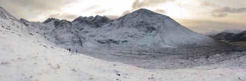 skye na Шотландии острова creiche coire Стоковая Фотография RF