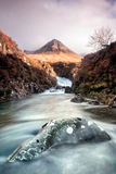 Skye's Fairy Pools Royalty Free Stock Photos