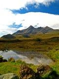 Skye, Sligachan River 06 Royalty Free Stock Image