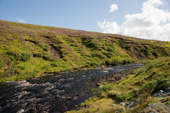 Skye stream Royalty Free Stock Images